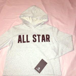 Girls Converse All Star Hoodie